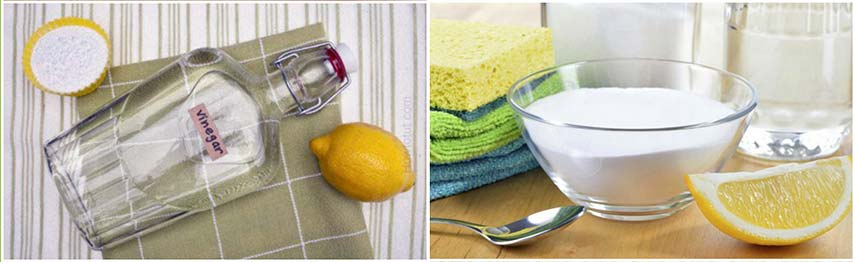 productos naturales para limpiar la nevera