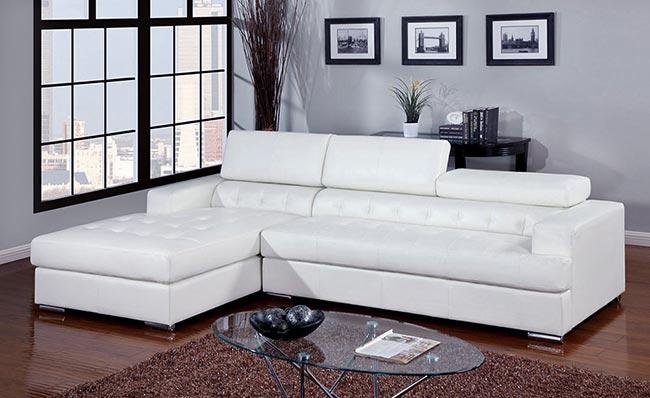 limpiar manchas en sofás blancos