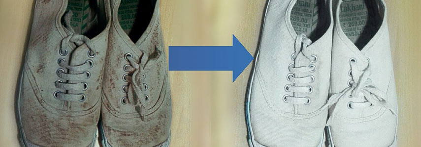 Como Limpiar Zapatillas Blancas