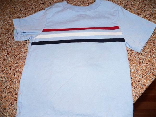 eliminar mancha de chocolate de la ropa blanca