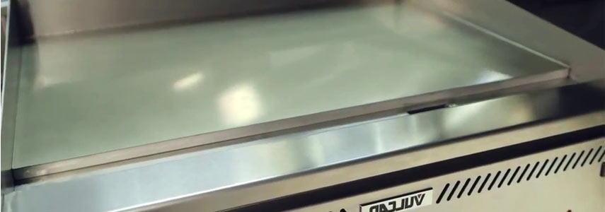 Como Limpiar Una Plancha De Asar