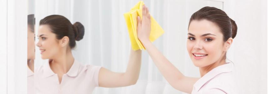 Cómo Limpiar Un Espejo