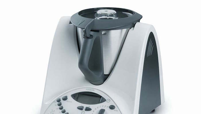 Limpiar Thermomix