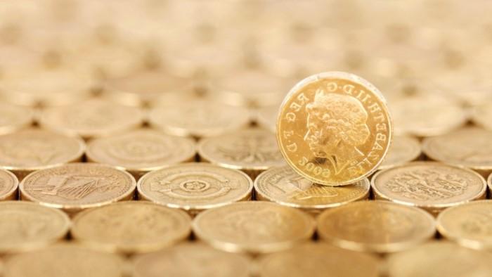 limpieza de monedas de oro