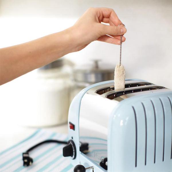 limpiar la tostadora por dentro