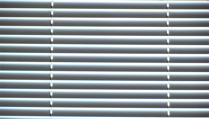 Limpieza de persianas según su forma