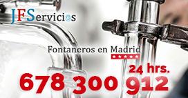 publicidad fontanero madrid